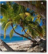 Cooper Island Acrylic Print