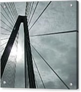 Cooper River Bridge Acrylic Print