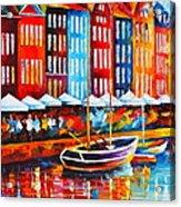 Copenhagen Denmark 2 Acrylic Print