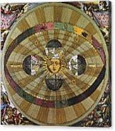 Copernican Universe Acrylic Print
