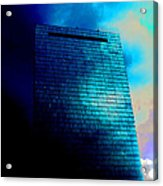 Copley Square Acrylic Print