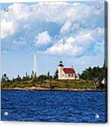 Copper Harbor Lighthouse Acrylic Print