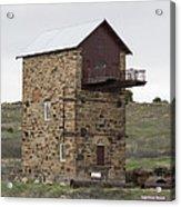 Copper Mine Enginehouse Acrylic Print