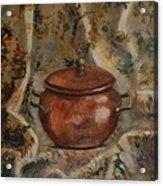 Copper Pot Acrylic Print
