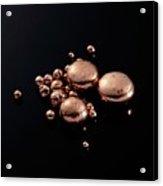 Copper Acrylic Print