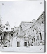 Coptic Jerusalem Acrylic Print