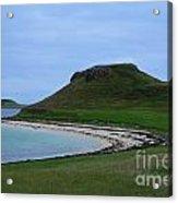 Coral Beach On The Isle Of Skye Acrylic Print