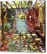 Coral Gardens 01 Acrylic Print