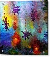 Coral Reef Impression 2  Acrylic Print