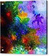 Coral Reef Impression 5 Acrylic Print