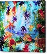 Coral Reef Impression 16 Acrylic Print