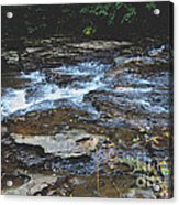 Corbett's Glen Rapids Acrylic Print