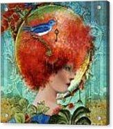 Cordelia Acrylic Print