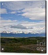 Cordillera Moore Acrylic Print