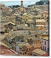 Corfu, Greece Acrylic Print