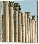 Corinthian Columns In Turkey Acrylic Print
