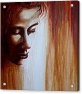 Corinthians Woman Acrylic Print
