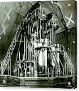 Corliss Exhibition Steam Engine Acrylic Print