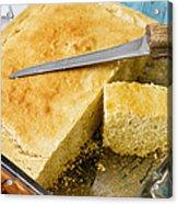 Corn Bread Acrylic Print
