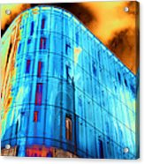 Corner Facade in London #2 Acrylic Print