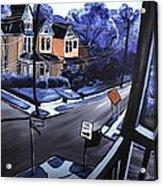 Corner View Acrylic Print