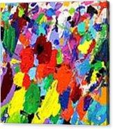 Cornucopia Of Colour I Acrylic Print by John  Nolan