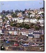 Cornwall - Mevagissey Acrylic Print