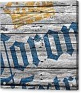 Corona Extra Acrylic Print