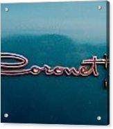 Coronet 500 Acrylic Print