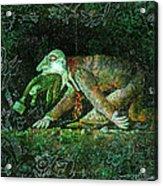Corporate Predator Acrylic Print