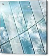 Corporate Flare Reflection Acrylic Print