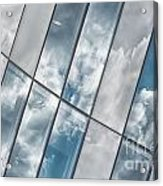 Corporate Reflection Acrylic Print