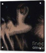 Corps De Ballet Acrylic Print by Pedro L Gili