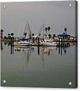 Corpus Christi Bay Acrylic Print