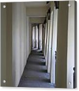 Corridor Acrylic Print by Randi Shenkman