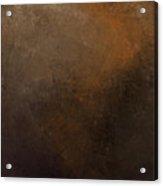 Corrosion Study 2 Acrylic Print