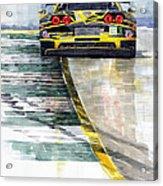 Corvette C6 Acrylic Print