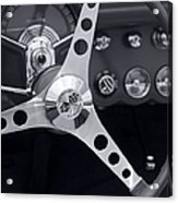 Corvette Classic Acrylic Print