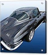 Corvette Stingray 1966 Acrylic Print