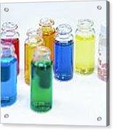 Cosmetics Manufacturer Acrylic Print