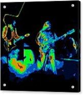 Cosmic Bto In Spokane 1976 Acrylic Print
