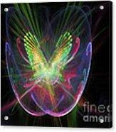 Cosmic Flight Acrylic Print