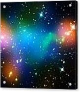 Cosmic Glow Acrylic Print