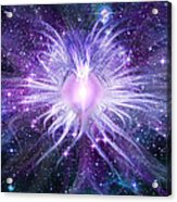 Cosmic Heart Of The Universe Acrylic Print