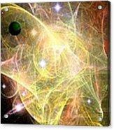 Cosmic Jubilation Acrylic Print