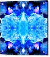 Cosmic Kaleidoscope 1 Acrylic Print by Jennifer Rondinelli Reilly - Fine Art Photography
