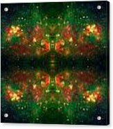 Cosmic Kaleidoscope 3 Acrylic Print by Jennifer Rondinelli Reilly - Fine Art Photography