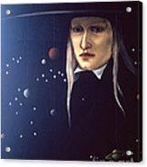Cosmic Pilgrim Acrylic Print