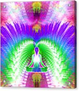 Cosmic Spiral Ascension 13 Acrylic Print