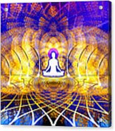 Cosmic Spiral Ascension 18 Acrylic Print